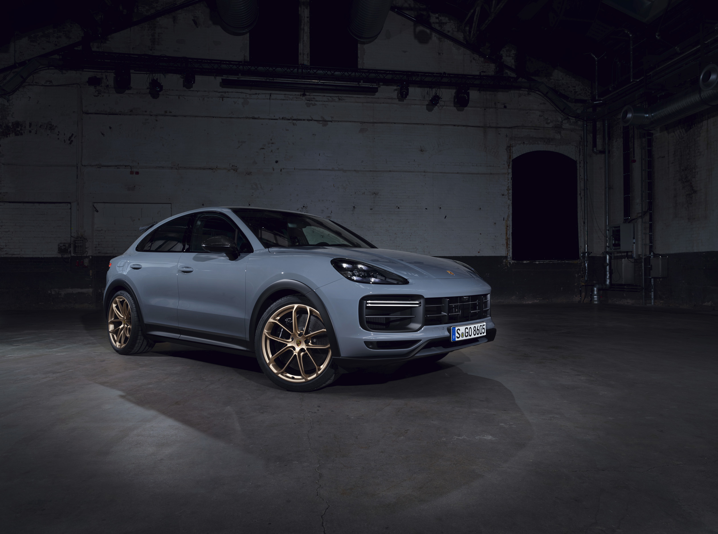 Porsche Cayenne Turbo GT, a punto para el máximo rendimiento
