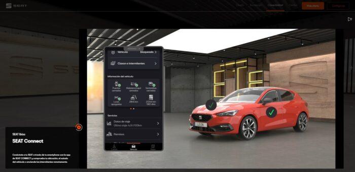 SEAT estrena nueva plataforma virtual
