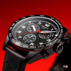 """Tissot PRS 516, el reloj de los """"adictos"""" al motor"""