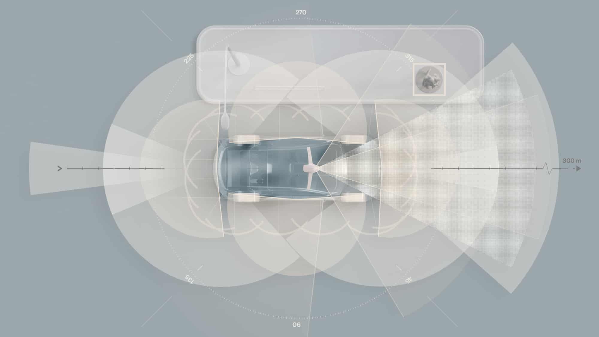 Volvo aplica Inteligencia Artificial en seguridad