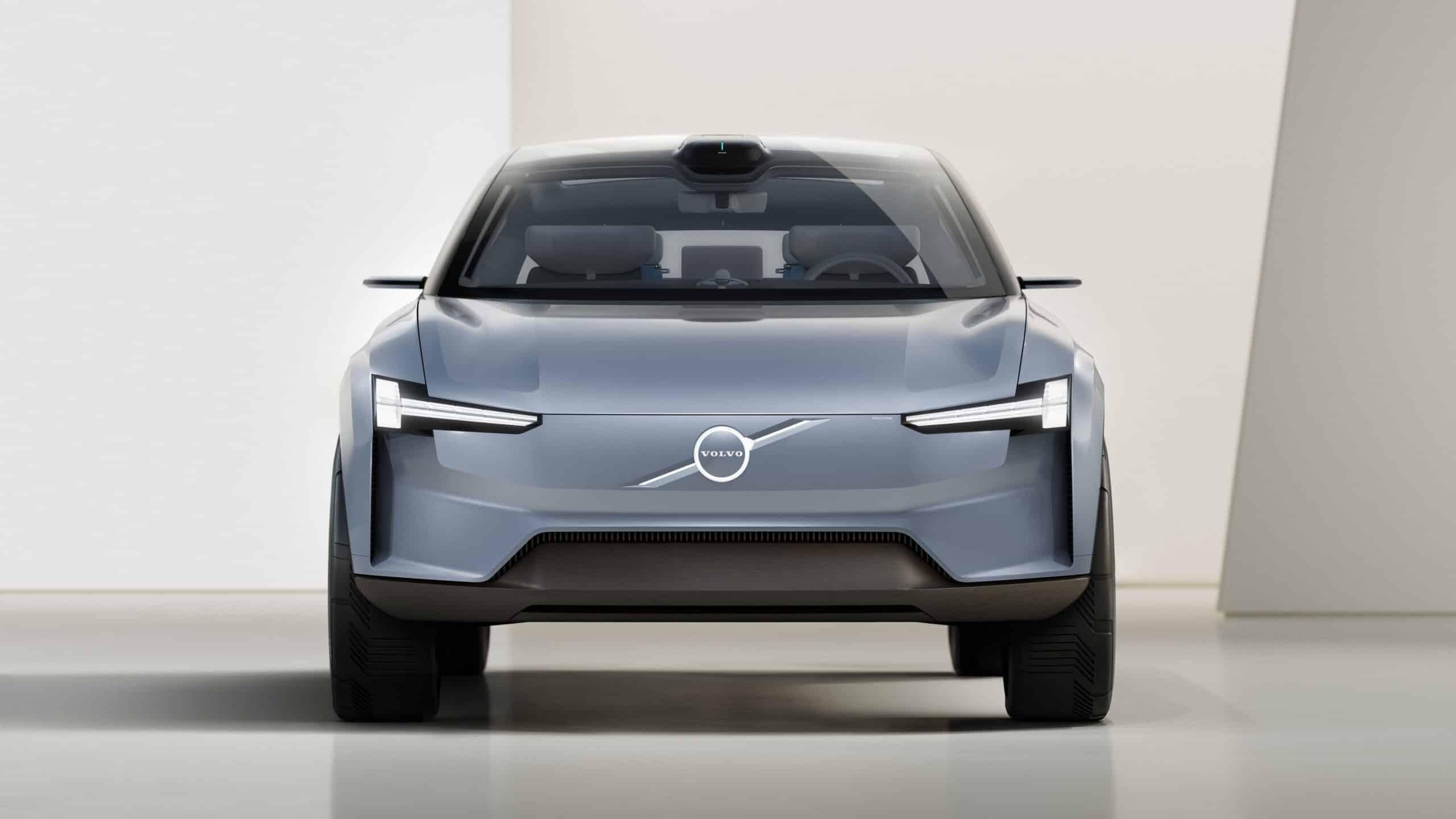 Así serán los autos 100% eléctricos de Volvo, ¡con lo último en seguridad!