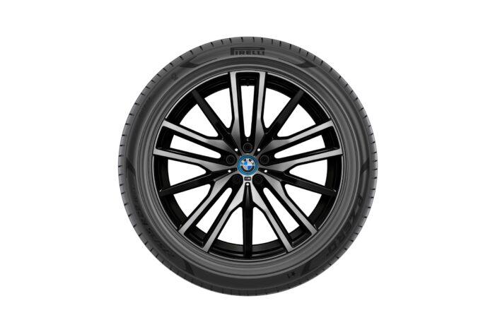 bmw caucho neumáticos 1