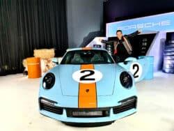 Un Porsche es… ¡un Porsche!