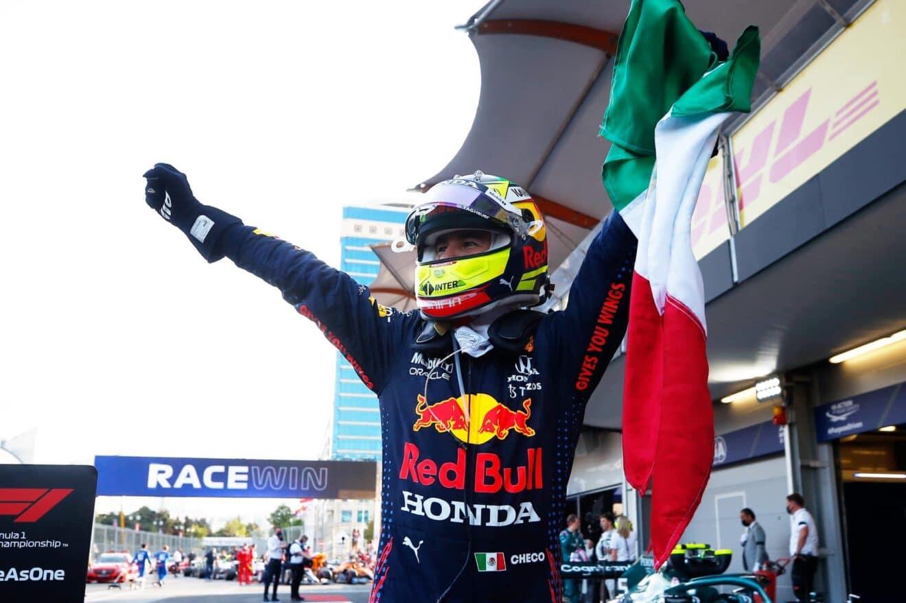 Sergio Pérez celebrará 200 carreras en la Fórmula 1