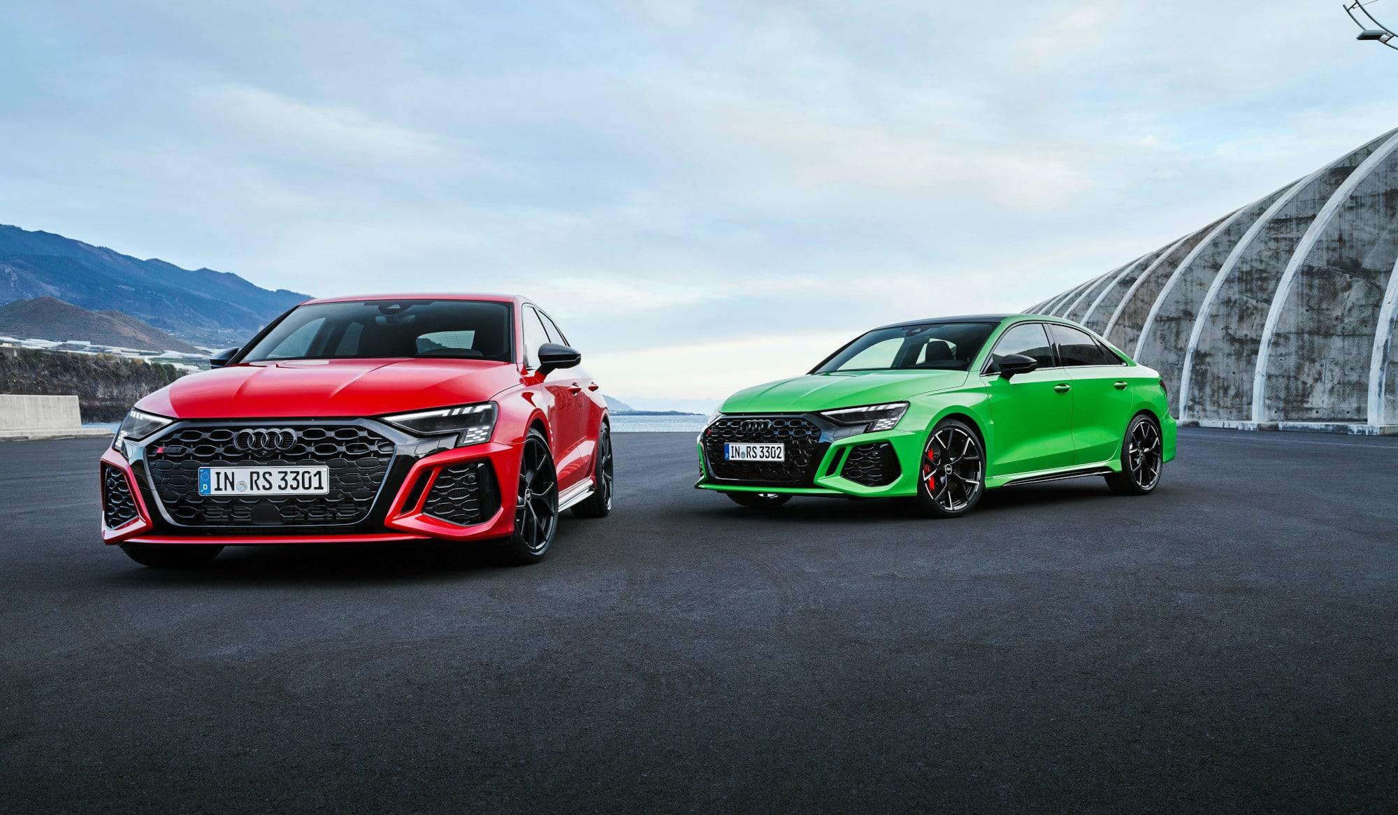 Audi RS 3, deportividad para el día a día