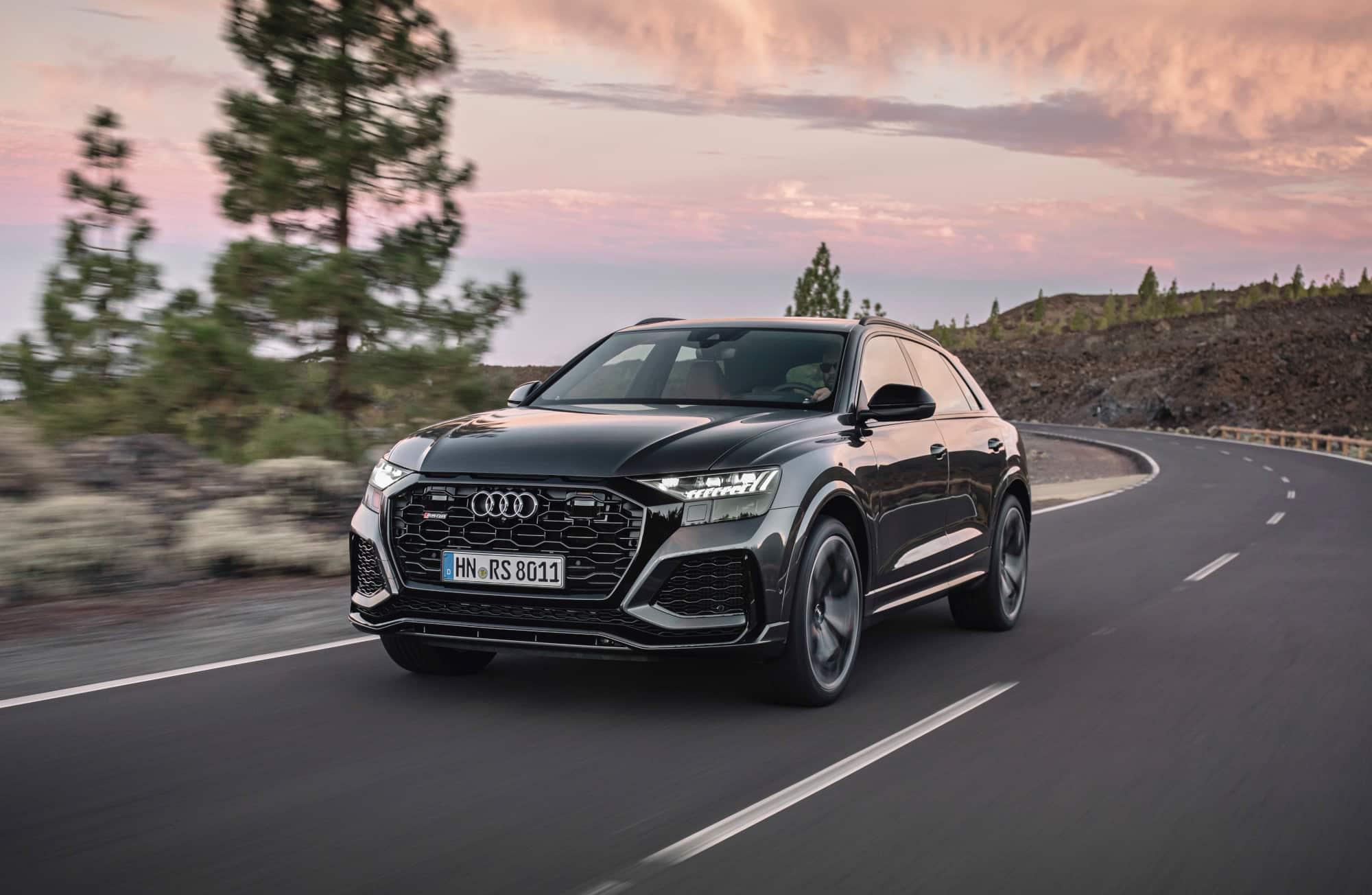 Audi impone récord en el primer semestre del 2021
