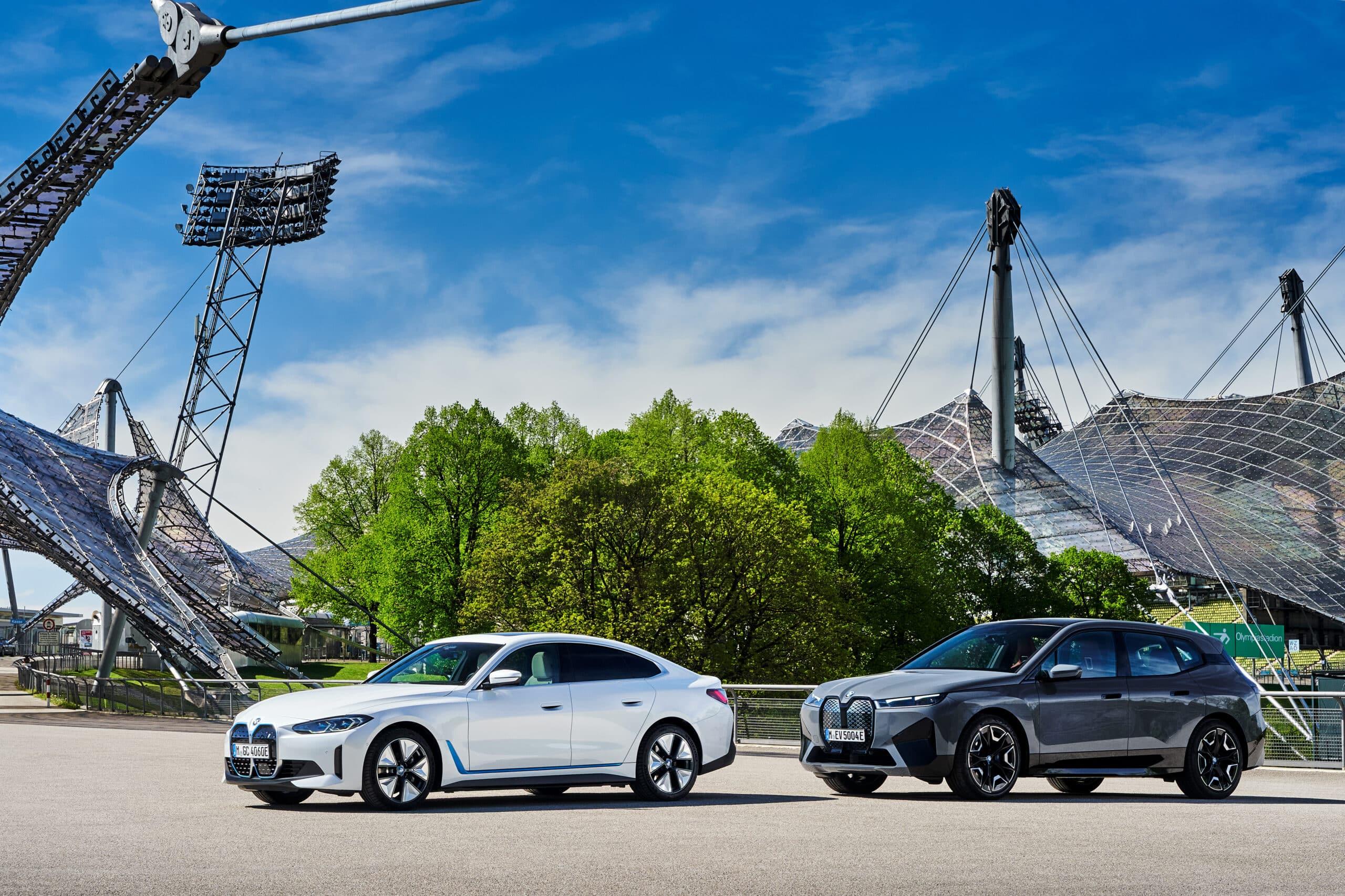 BMW en el IAA Mobility, la mayor presencia en el evento