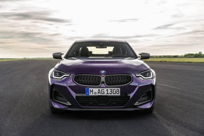 BMW Serie 2 Coupé, el deportivo orgullosamente hecho en México