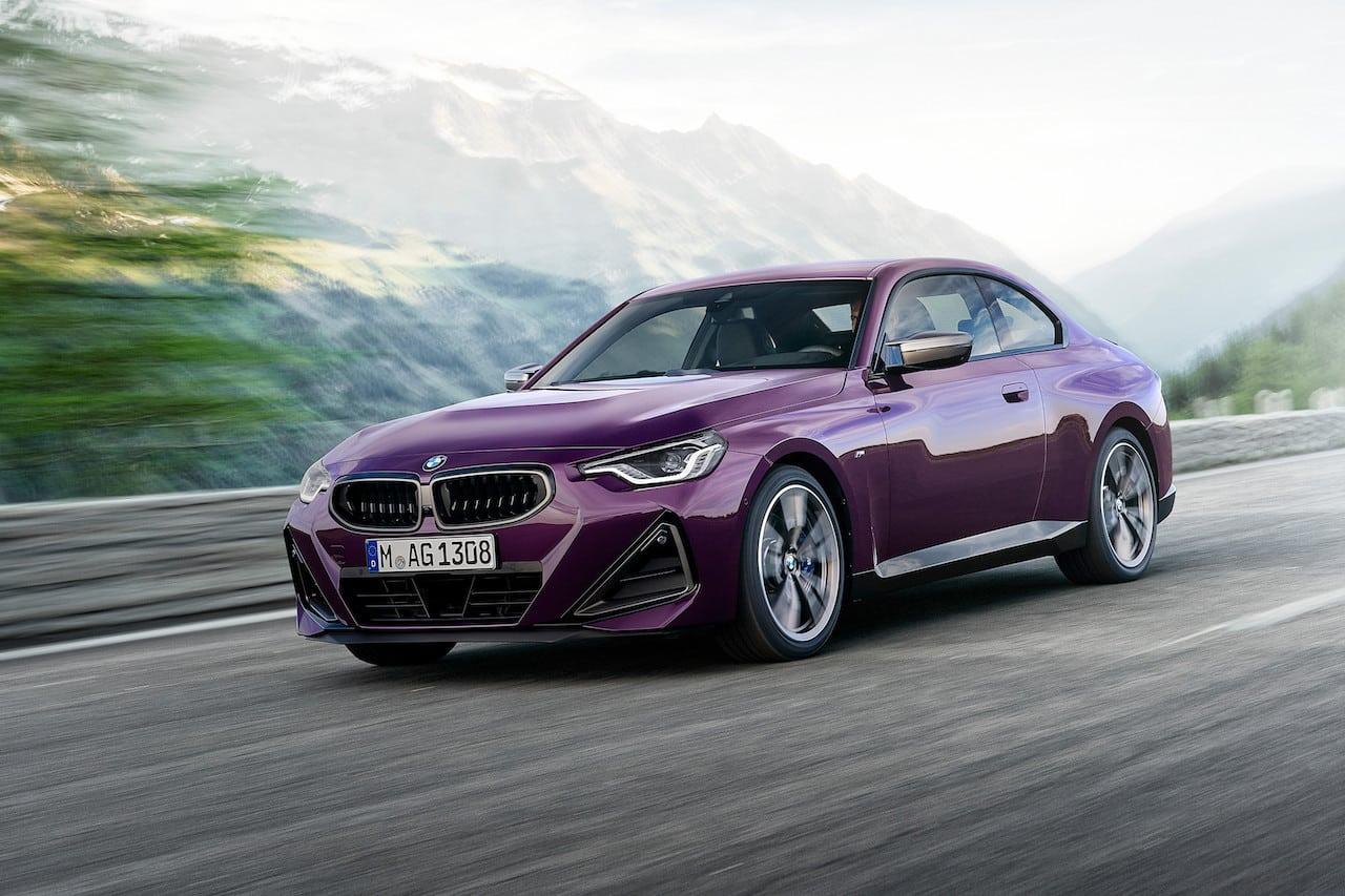 Hecho en México, se presenta en Inglaterra: BMW Serie 2 coupé