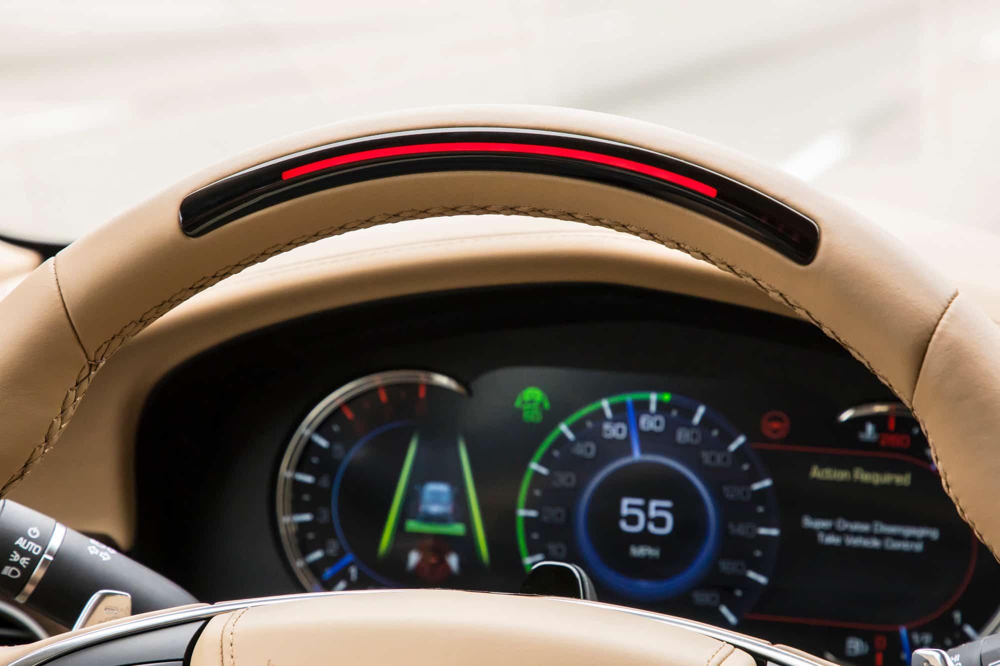 General Motors avanza en su sistema de conducción autónoma Super Cruise