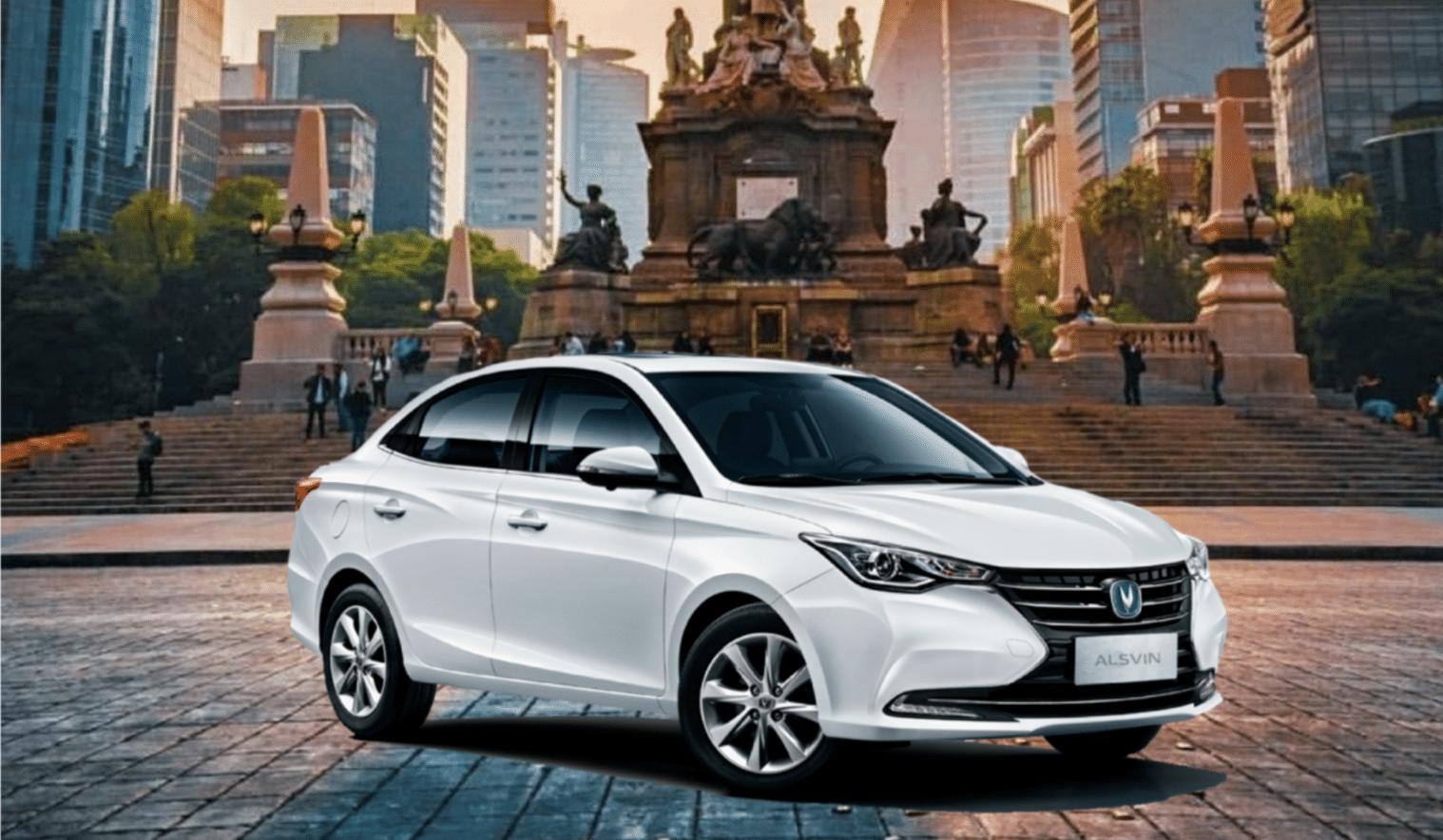 Changan, la marca de automóviles china llega a México
