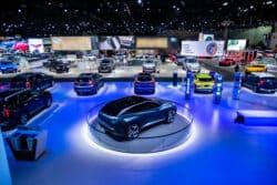 Confirman Autoshow de Los Ángeles 2021