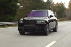 Rolls-Royce presenta en México Cullinan Black Badge