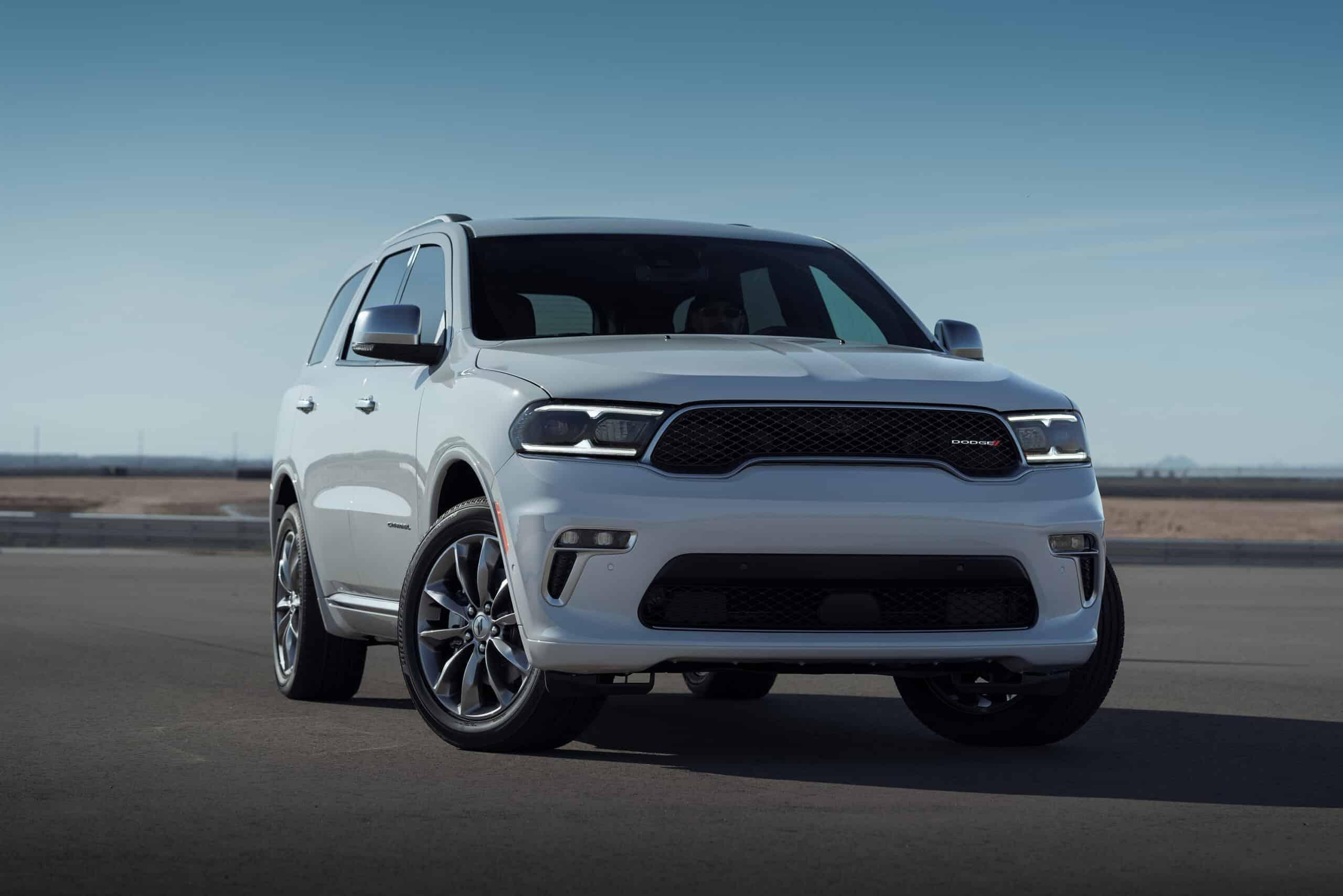"""El """"muscle"""" americano en una SUV: Dodge Durango"""