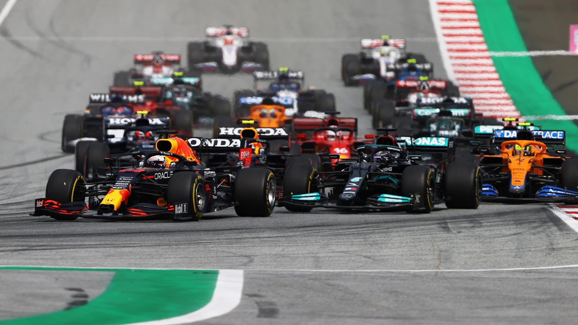La nueva era de la Fórmula 1 ya tiene fecha de presentación