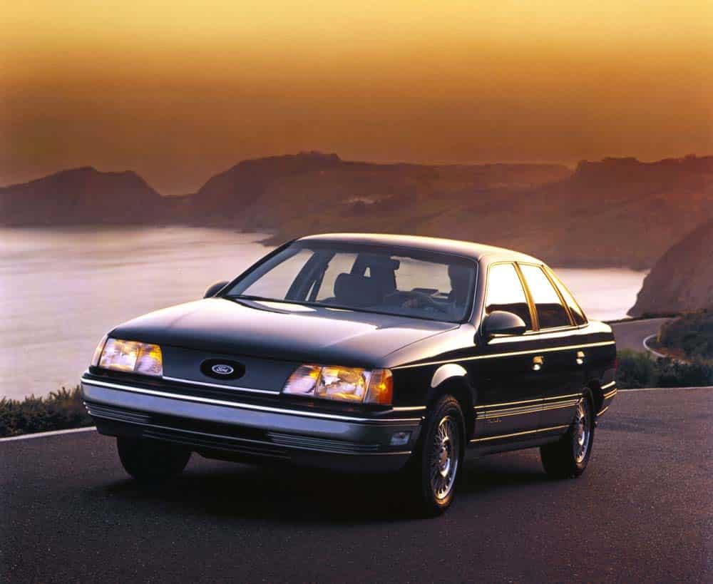 """Ford Taurus: el caso """"Moneyball"""" automotriz"""