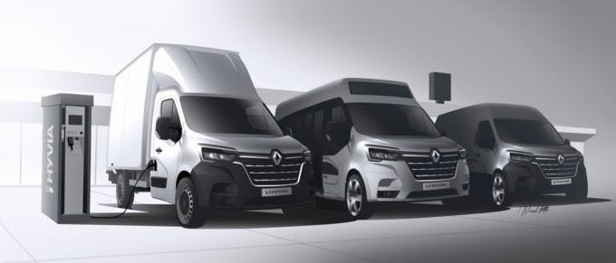 Renault presenta su alternativa a la electrificación: HYVIA