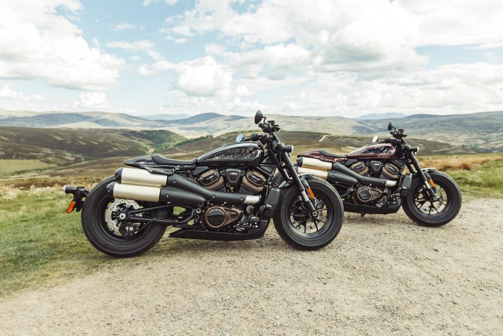 Harley-Davidson Sportster S, de la evolución a la revolución
