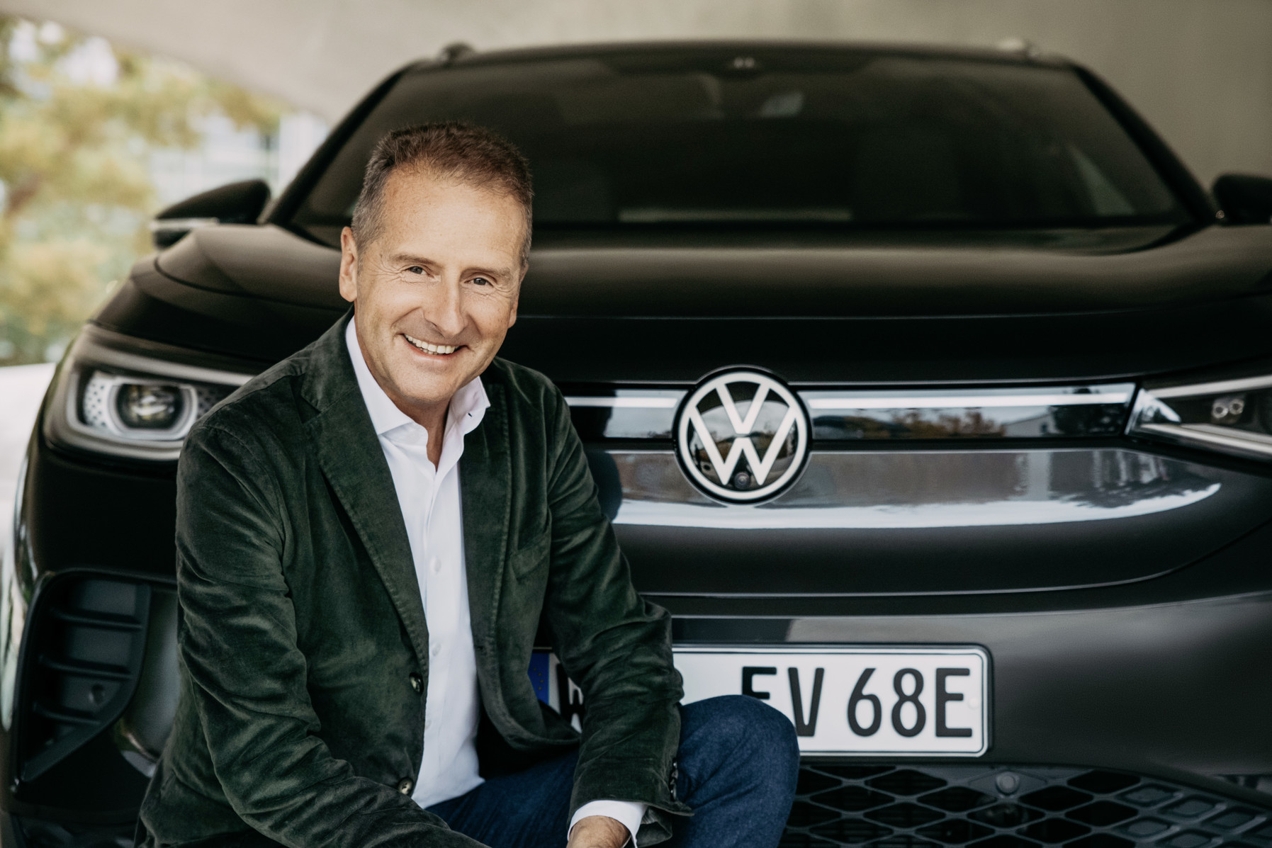 Herbert Diess encabezará Grupo Volkswagen hasta 2025