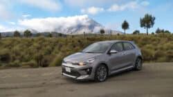 KIA Rio hatchback 2021, el más práctico