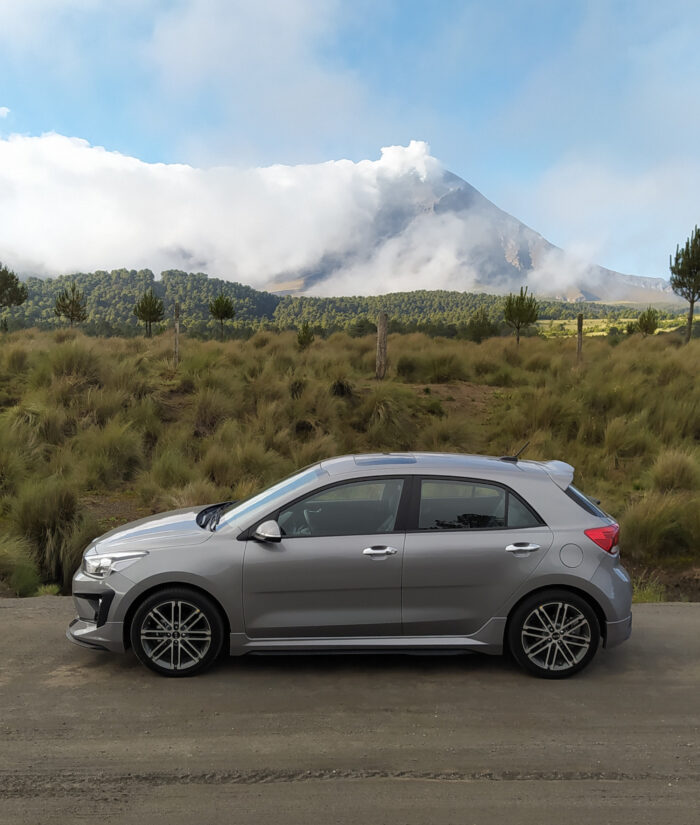 KIA Rio hatchback 2021