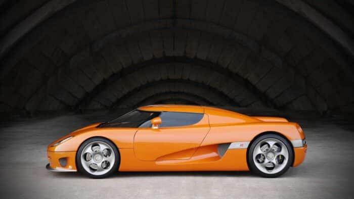 Koenigsegg CCR; el récord de un auto de producción en el Circuito de Nardò