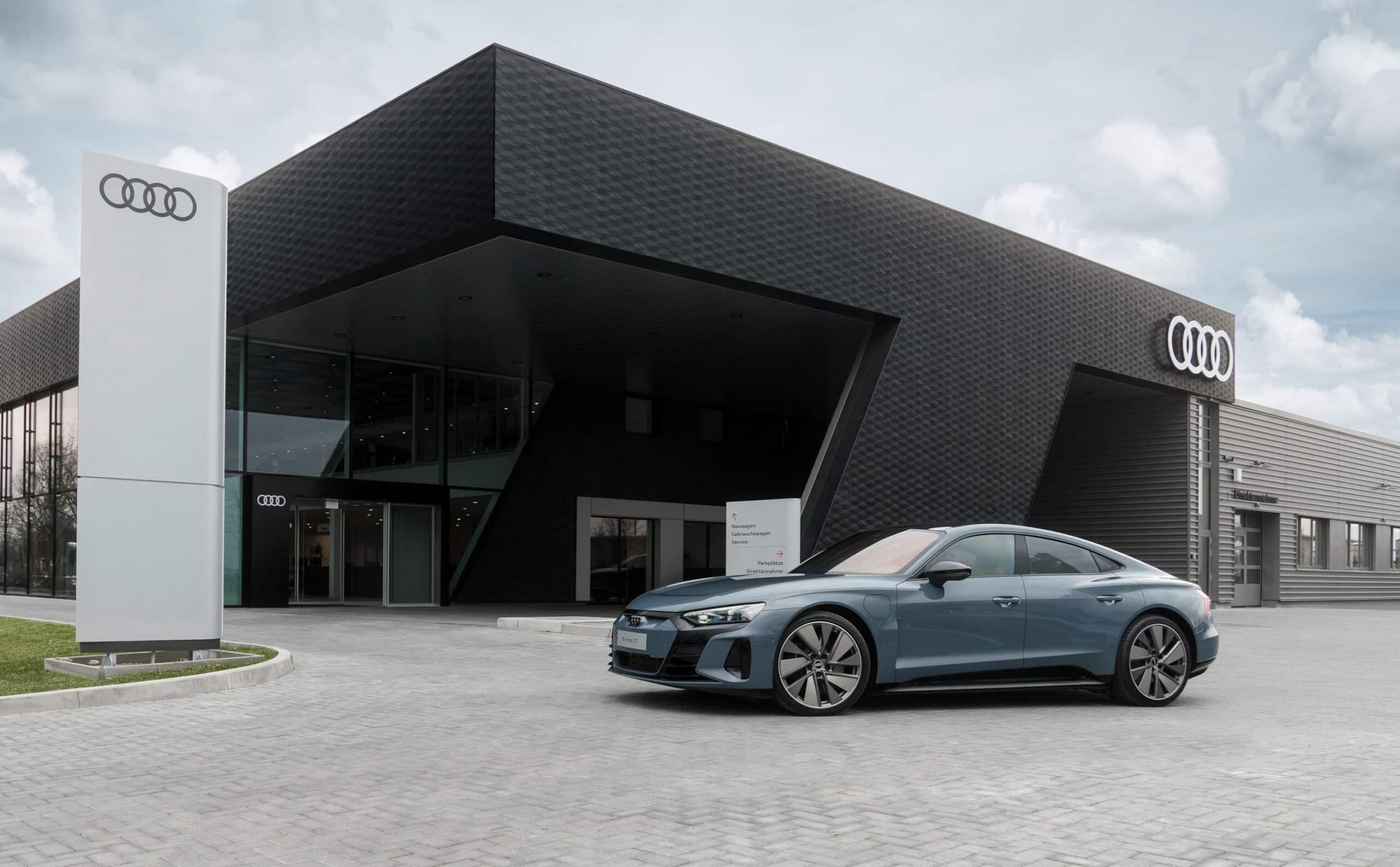"""Medio siglo de la filosofía de Audi: """"Liderazgo por tecnología"""""""