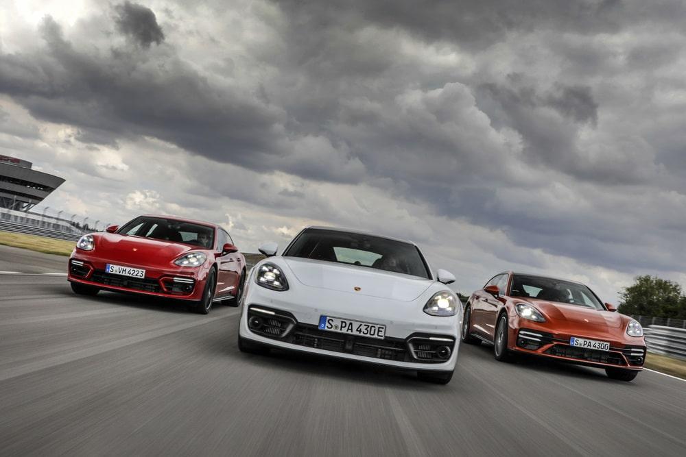 Llega renovado Porsche Panamera a México