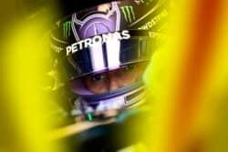Lewis Hamilton consigue su pole position 101 tras polémica acción