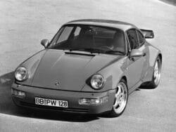 Porsche 911 en Bad Boys