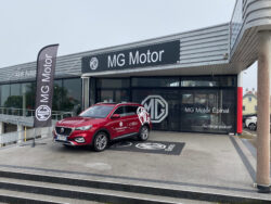 SAIC Motor con una fuerte expansión a nivel mundial