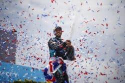 Brillante victoria de Sam Bird y Jaguar en el ePrix de Nueva York