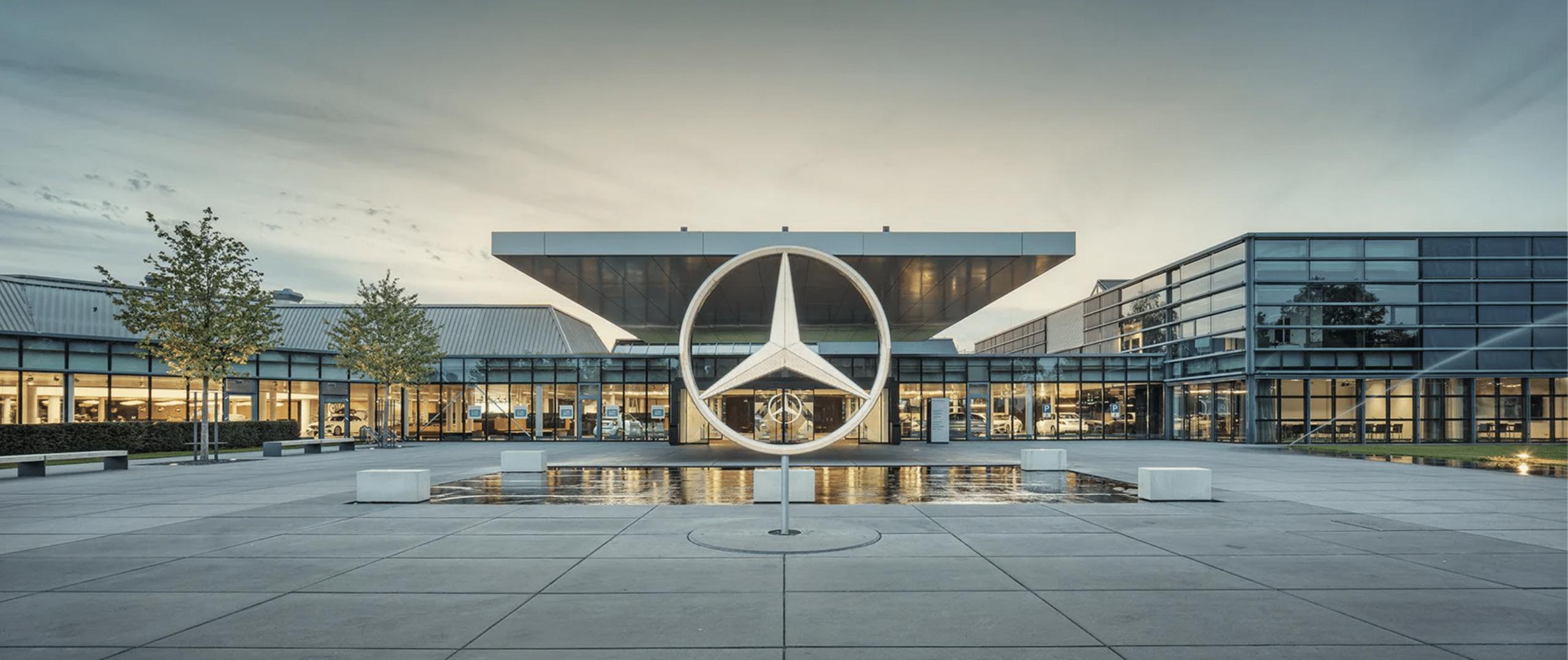 Sindelfingen Mercedes-Benz Costumer Center