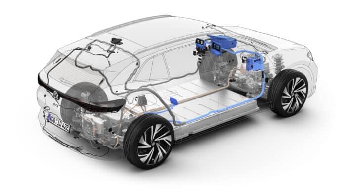 Volkswagen ID.4 estrena funciones