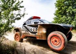 Audi RS Q e-tron: el nuevo retador para el Rally Dakar 2022