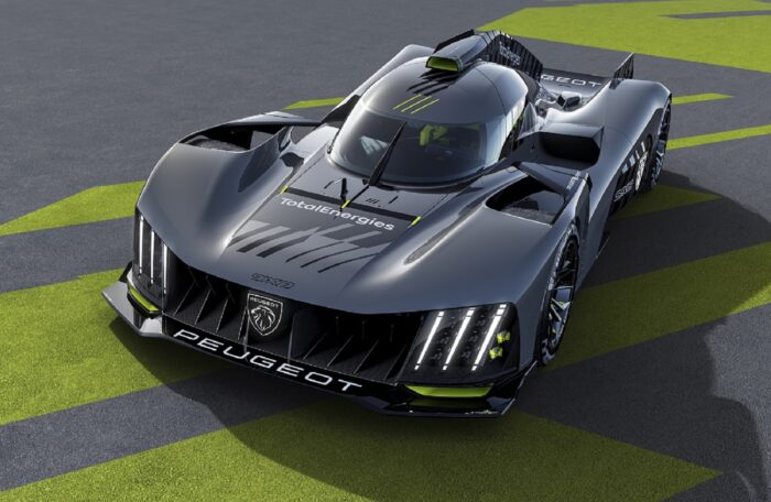 Peugeot 9X8: El Hypercar sin alerón trasero que competirá en Le Mans