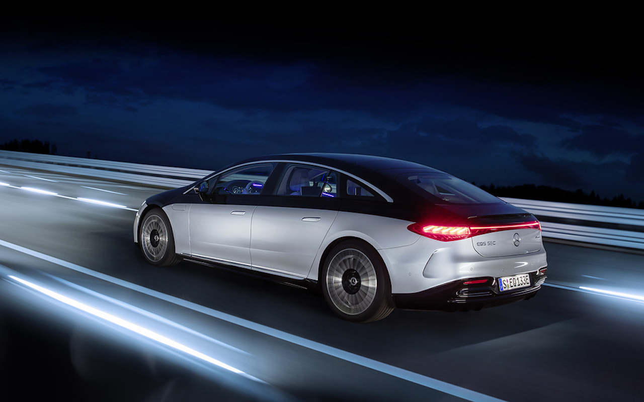 Mercedes-Benz anuncia auto de más de 1,000 km de rango eléctrico