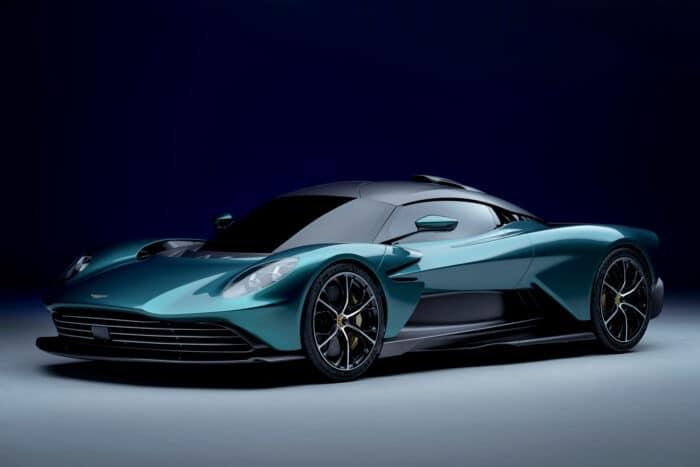 l Aston Martin Valkyrie Roadster será la sorpresa que la firma de Gaydon prepara para el Concurso de Elegancia de Pebble Beach el 12 de agosto.