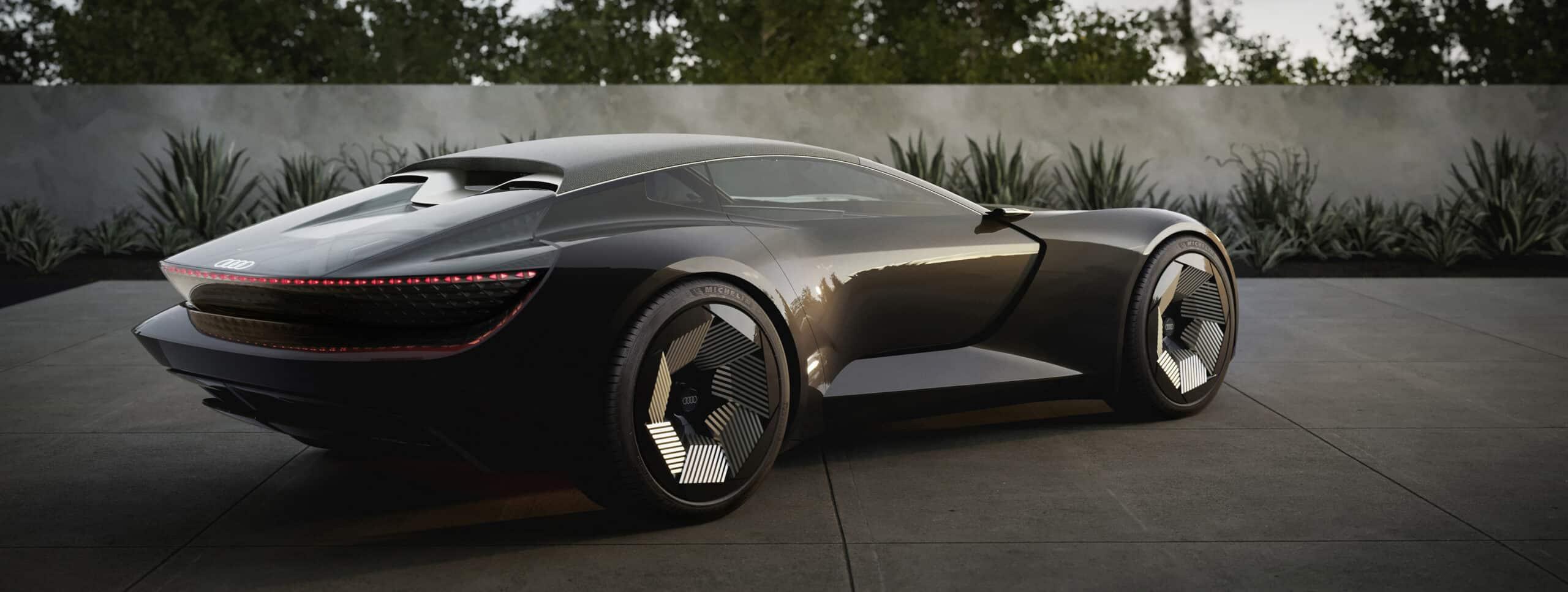 Audi Skysphere Concept, un roadster autónomo que cambia de forma