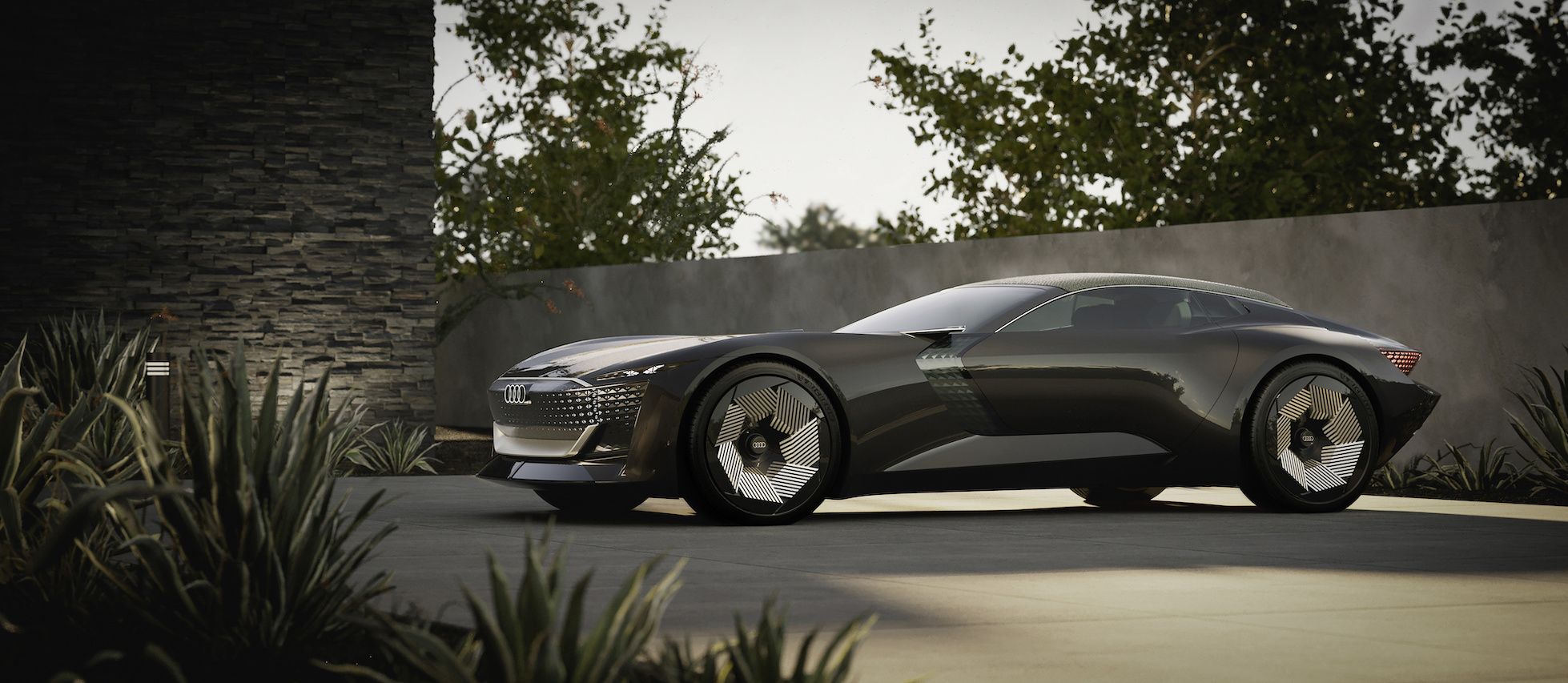Audi presenta Skysphere, ¡un auto increíble!
