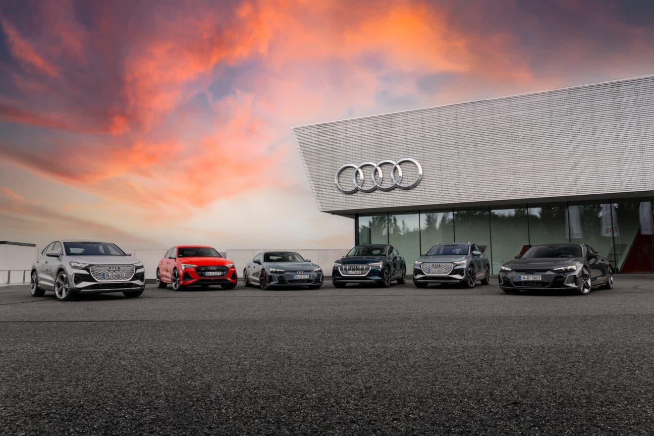 Audi muestra nuevas ideas para el futuro