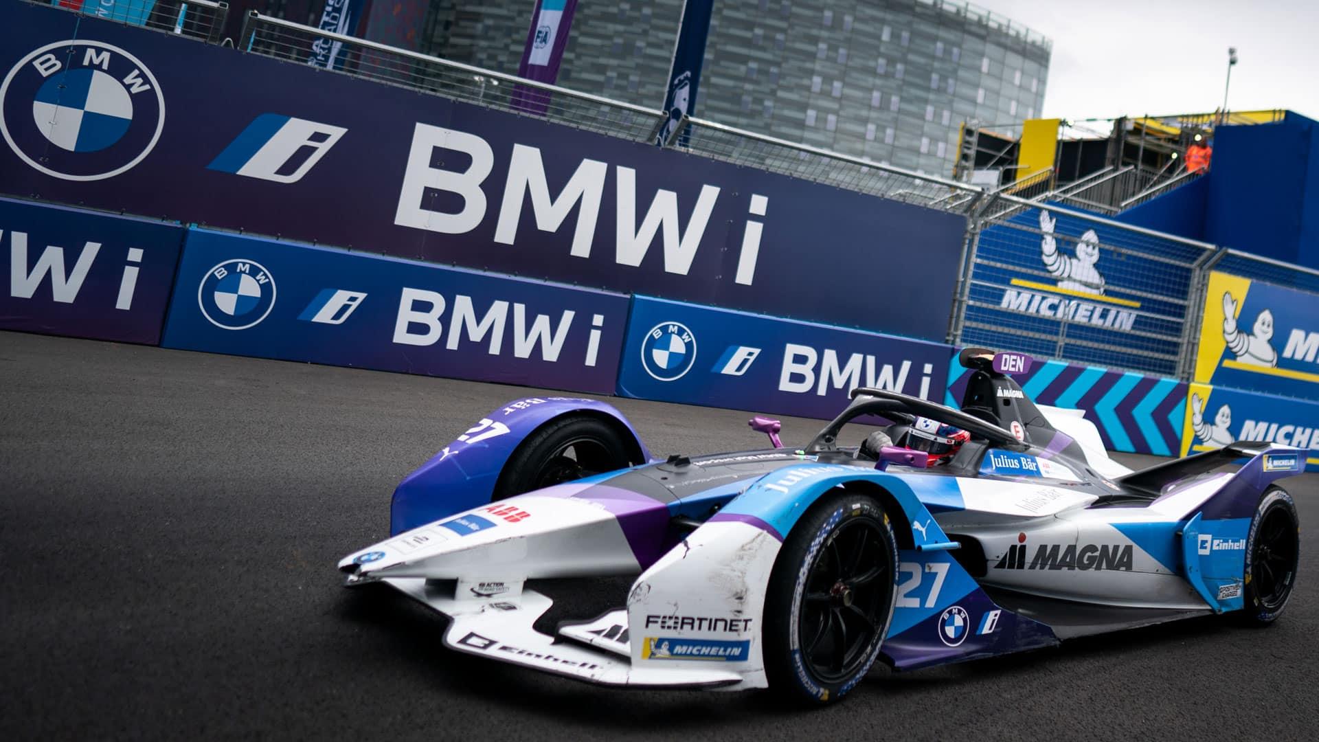 BMW y Audi se despiden de la Fórmula E en Berlín