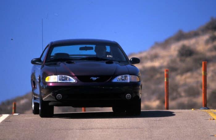Cuarta generación Mustang