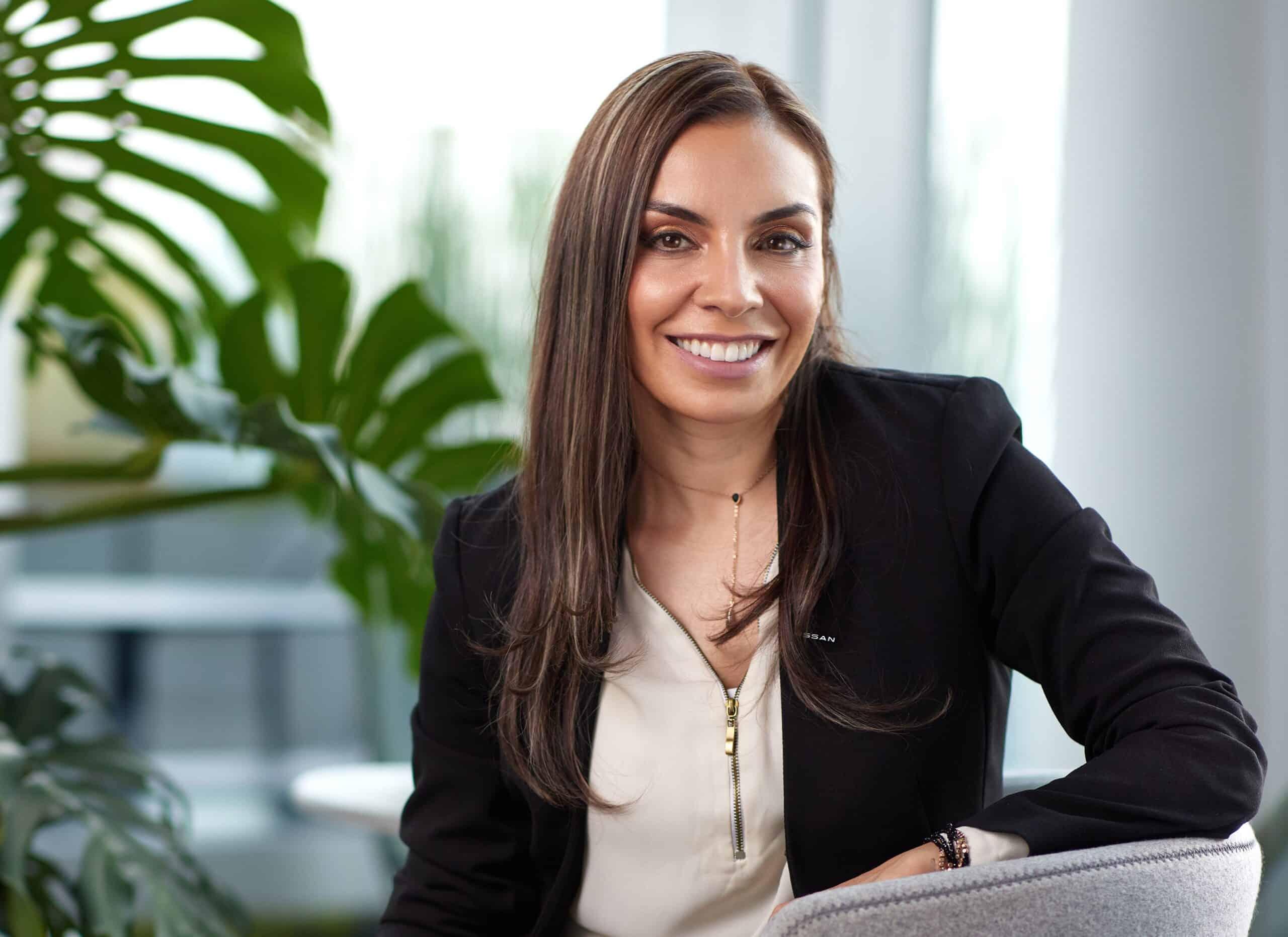 Diana Torres, nueva managing director de Nissan Importers Business Unit en Latinoamérica