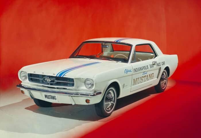 Primer generación Ford Mustang