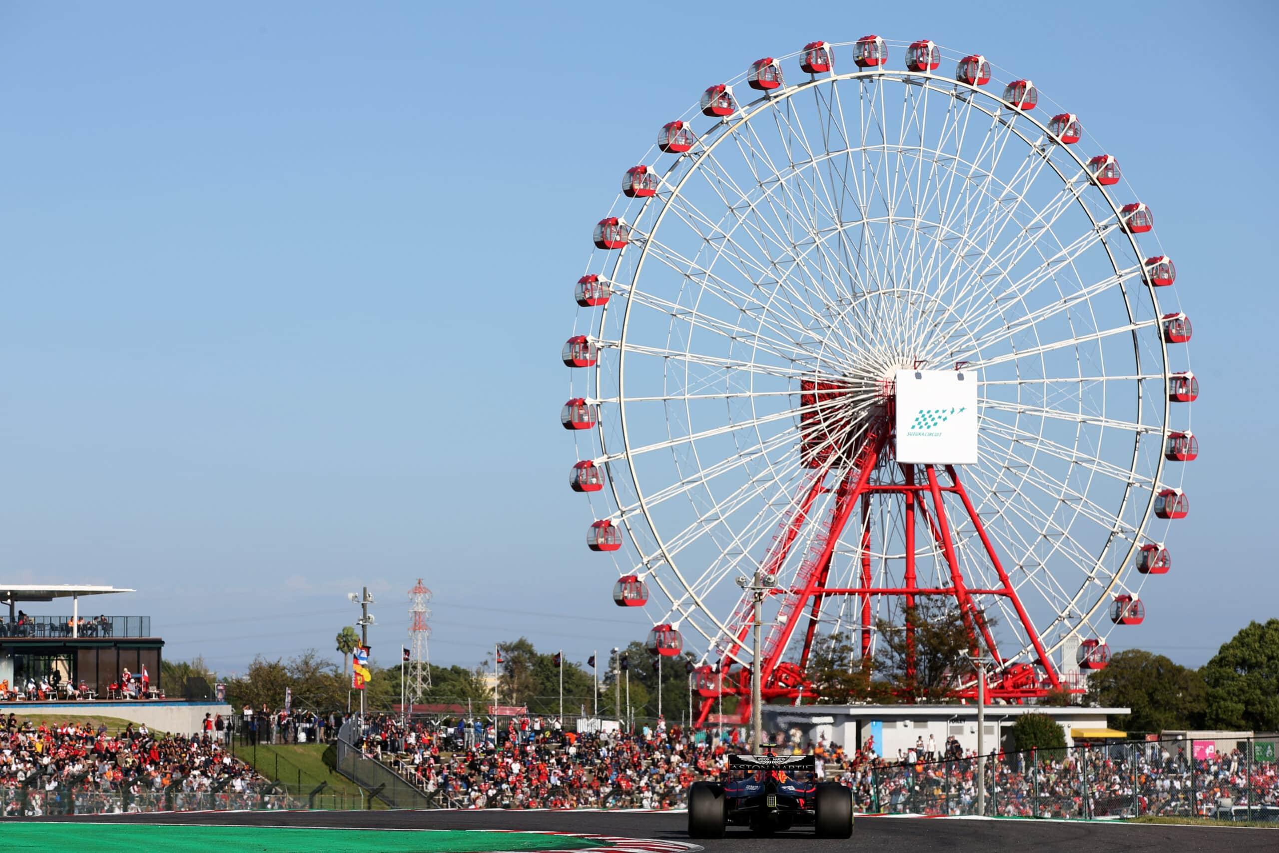 El Gran Premio de Japón de Fórmula 1 ha sido cancelado