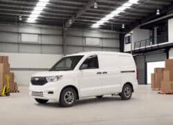 Inicia la venta de Chevrolet Tornado Van 2022
