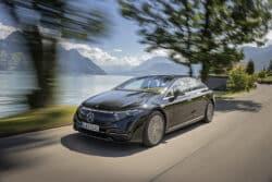 Inicia la venta del Mercedes-EQS