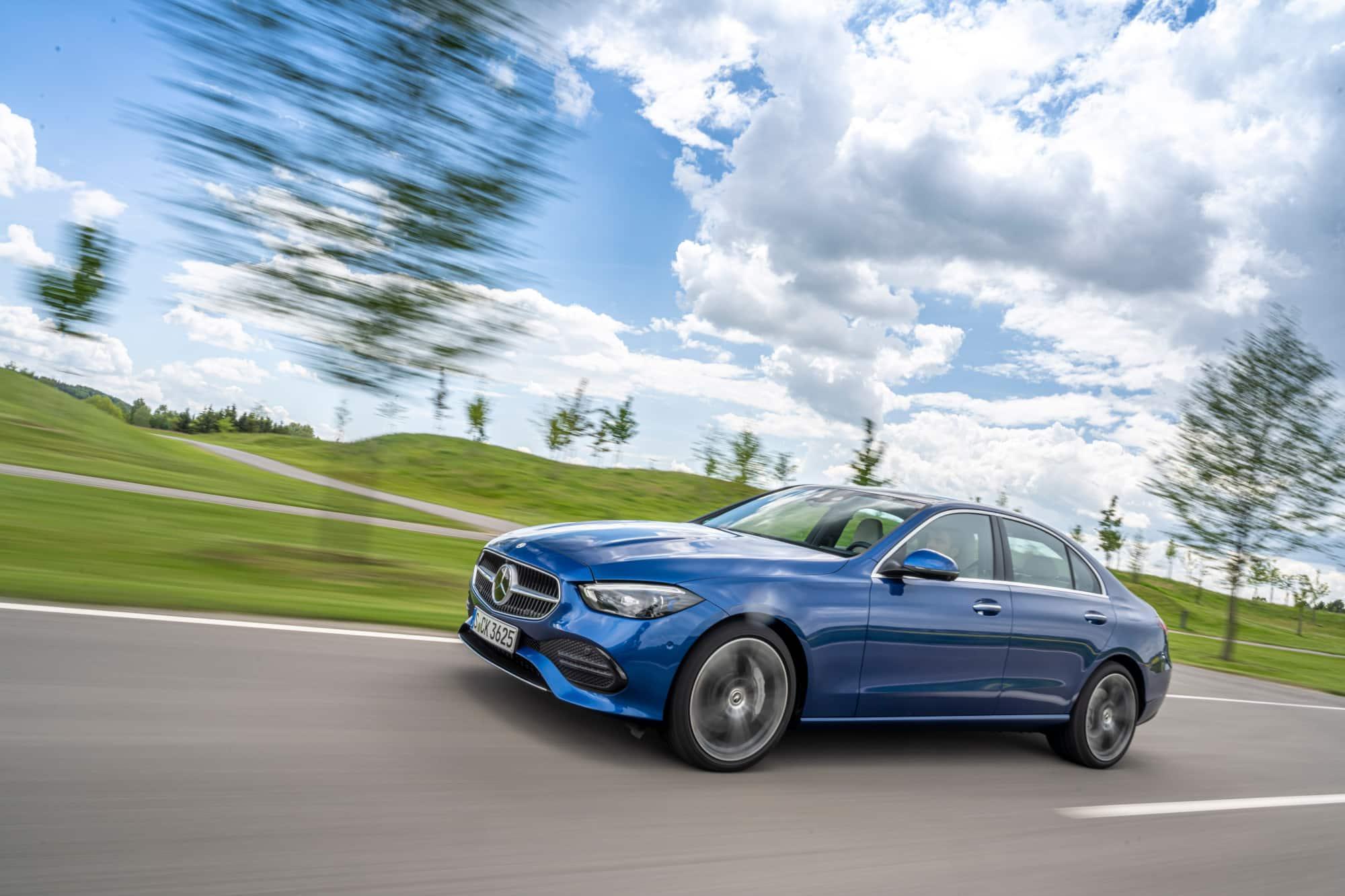 Lunes de leyenda: Mercedes-Benz Clase C, golpe de vitalidad