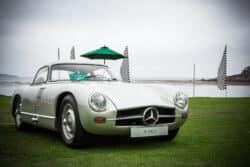 A los que aman los coches vintage, ¡Mercedes-Benz en Concours d'Elegance!